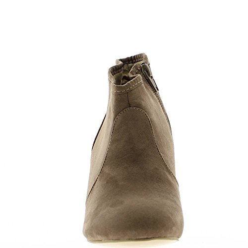Stivaletti talpe donna tacco 7cm