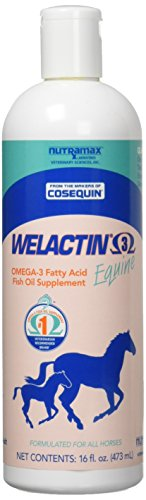Welactin Equine Omega 3 (16 Fl Oz) Twin Pack