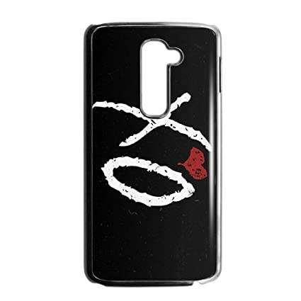 Great The Weeknd XO Covers Cases Accessories for LG G2: Amazon.es ...