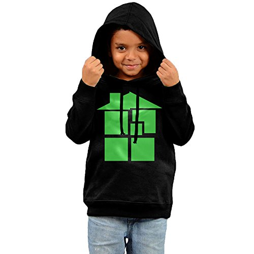 [RTRY Toddler Homestuck Anime Unisex Hooded Sweatshirt Black Size 4 Toddler] (John Homestuck Costumes)