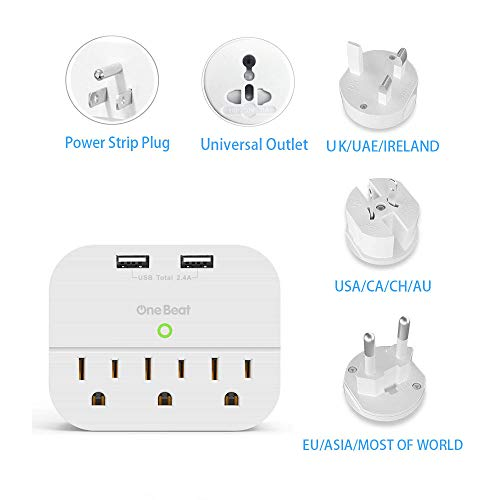universal adapter extender protector European product image