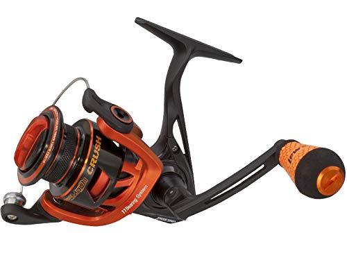 Lews Fishing MCR200 Mach Crush Speed Spinning Reel, 200 Reel Size, 6.2: 1 Gear Ratio, 31