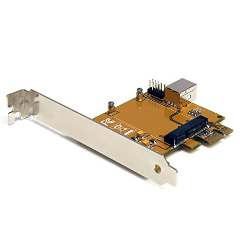 StarTech.com PCI Express to Mini PCI Express Card Adapter (PEX2MPEX)