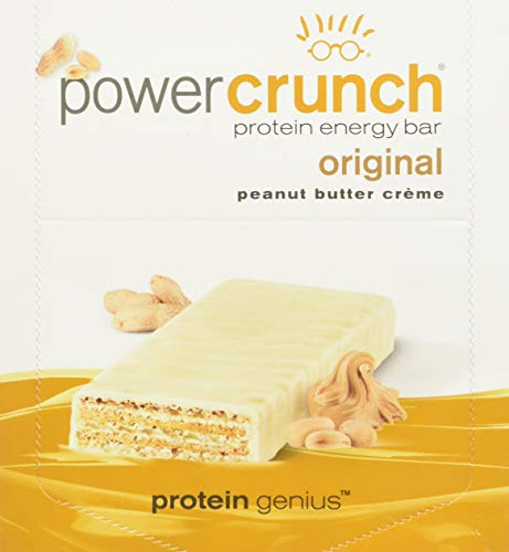 - Protein Bar Original Peanut Butter Creme 1.40 Ounces (Case of 12)