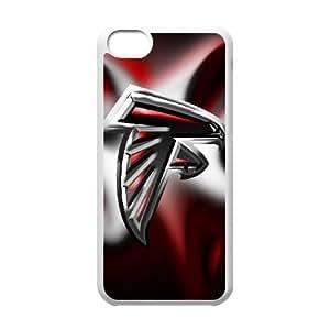 iPhone 5C Phone Case White Atlanta Falcons VBN7154311