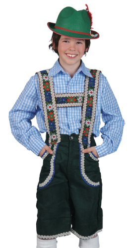 Salzburg Festival Boys Costume - Child Small