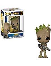 Funko Pop! Avengers: Infinity War Groot Figure, Action Figure - 26904