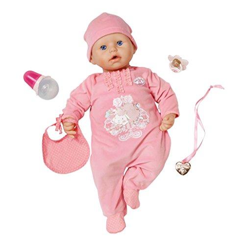 Zapf 792810 - Baby Annabell, Babypuppe