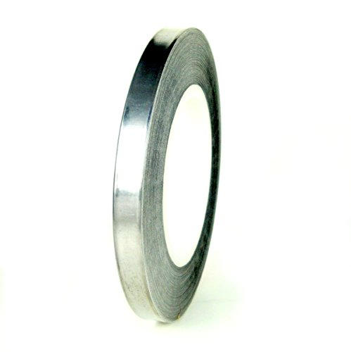 Lead Foil Tape With Acrylic Adhesive (39831) (3/8