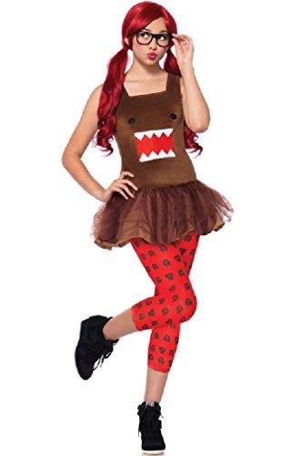 Nerd Domo Costume - Teen (Nerd Domo Costume)