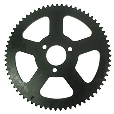 47cc 49cc Mini Cagllari Pocket Bike 68 Tooth Rear Sprocket 68 Sprocket Mini Bike: Automotive