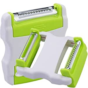 High Quality Two-Way Flip Multifunction Peeler