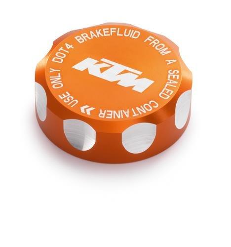 - NEW KTM REAR BRAKE RESEVOIR CAP 690 1190 1290 2008-2017 RC8 DUKE ADVENTURE SUPERDUKE 61313962000