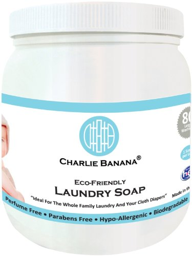 Charlie Banana Laundry Soap 2.64lbs