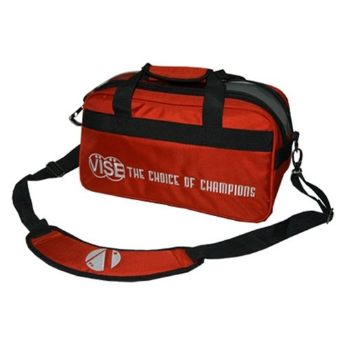 Vise Grip 2 Ball Tote Bowling Bag () by Vise Bowling Grips