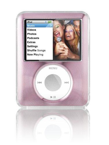 Belkin Remix Metal Case for iPod nano 3G (Pink)