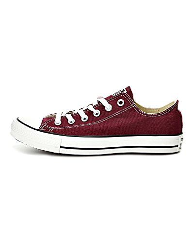 Unisex Bordo adulto Chuck Star All Sneakers Taylor Converse w6zX8qR1x