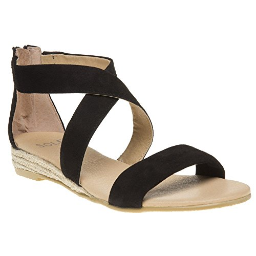 Sole Tansy Sandals Black Black i8aKKZtda