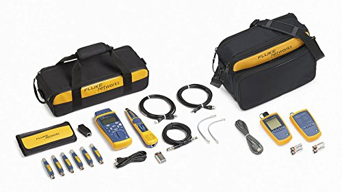 Fluke Networks CIQ-FTKSFP Network Cable Tester.  Copper and Fiber (Cableiq Remote)