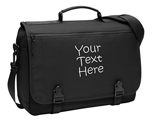 Custom Embroidered Laptop Bags - 4