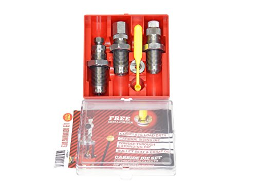 Lee Precision Carbide 3 Die Set , 380 Auto