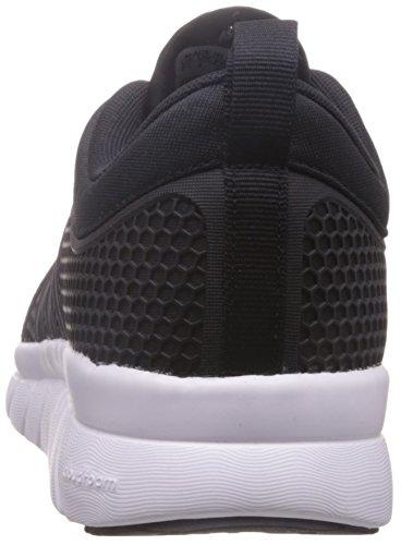 adidas Cloudfoam Groove, Zapatillas de Deporte para Hombre Negro (Black)