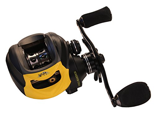 - Eagle Claw WMSRVII63LC Dwo18-W&M Skeet Reese Victory Ii Casting Reel 6.2 Left Hand