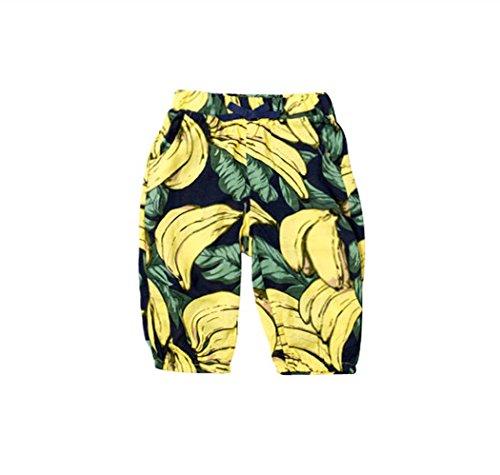 LOSORN ZPY Baby Girl Shorts Pants Kid Toddler Casual Pants Summer Harem Pants 2-7t
