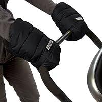 7AM Enfant Stroller WarMMuffs for Parents and Caregivers, Black