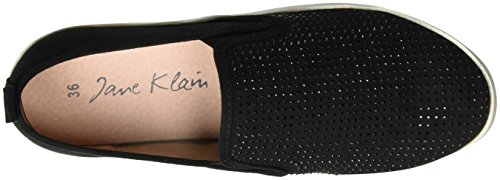 Jane Klain 242 436, Mocasines para Mujer Schwarz (Black)