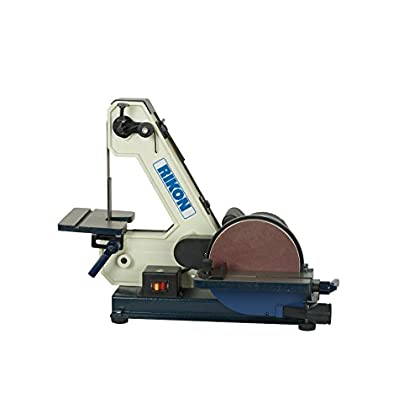 Image of Combination Disc & Belt Sanders RIKON Power Tools 50-144 1 x 42 Inch Belt / 8-Inch Disc Sander