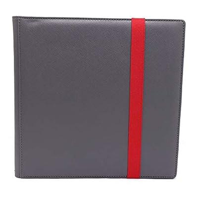 Grey Dex Protection Binder 4 Card Storage Binder: Toys & Games