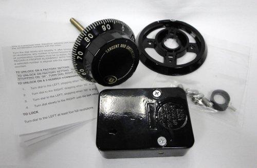 Sargent and Greenleaf 6730-100 Safe Lock Kit -