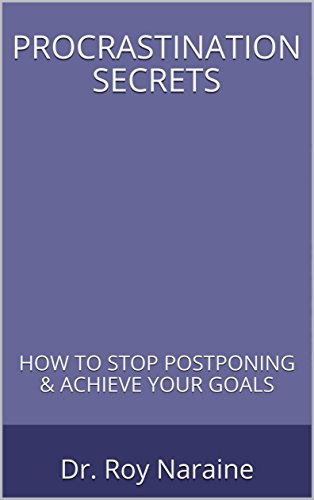 achieving my goals by stopping procrastination Procrastination can damage your potential, your career, and your mood it can lead to reduced productivity and cause us to miss out on achieving our goals.