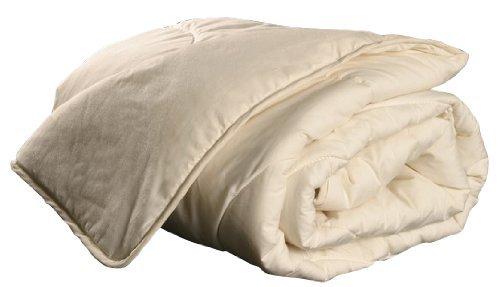 Natura Organic Wool Filled Comforter, King