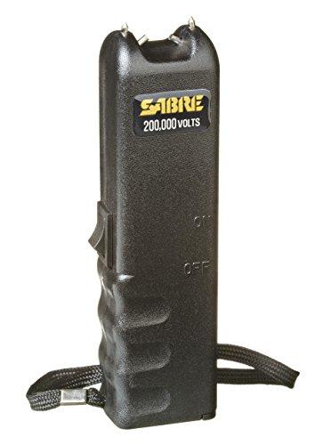 Sabre Stun Gun (200,000-Volt)