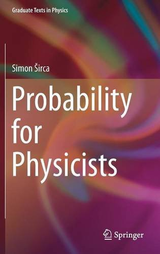Probability for Physicists (Graduate Texts in Physics)