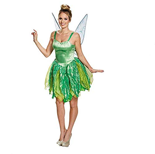 Disguise Costumes Tinker Bell Prestige Costume (Adult), X-Large