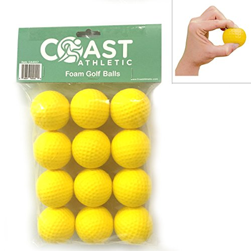 Coast-Athletic-Restricted-Flight-Foam-Golf-Balls