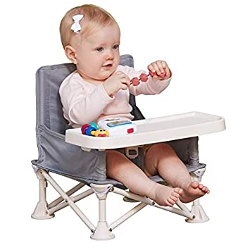 amazon com hiccapop omniboost travel booster seat with tray for rh amazon com