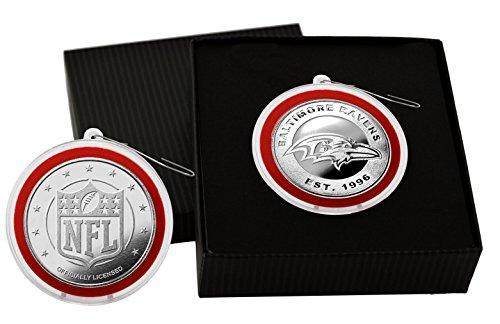 Baltimore Ravens Coin Set - 4