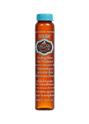 Hask Argan Oil Repairing Shine Hair Oil 5/8 oz