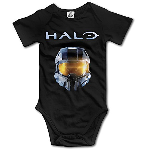 Fashion Baby Onesie Cotton Halo 3 ODST First-person Shooter Game One Piece Bodysuit (Halo Suits For Kids)