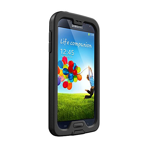 LifeProof Fre Series Protective Case 1806-01 for Samsung Galaxy S4, Black