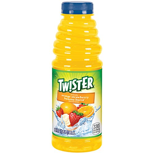 Tropicana Twister Drink, 20 Ounce, 12 Bottles