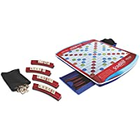 Hasbro Scrabble Deluxe Edition Board Game, Ages 8 and up...