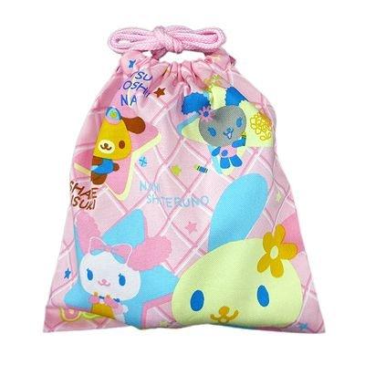 SANRIO Usahana Cotton Bag (S) / MS8450US (15)