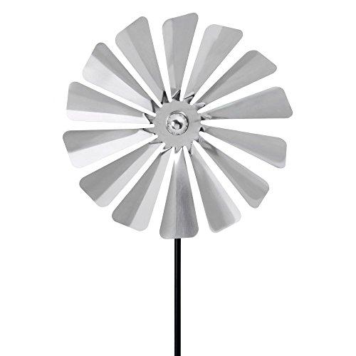 el Windmill Style Pinwheel (Style Stainless Steel Pinwheel)