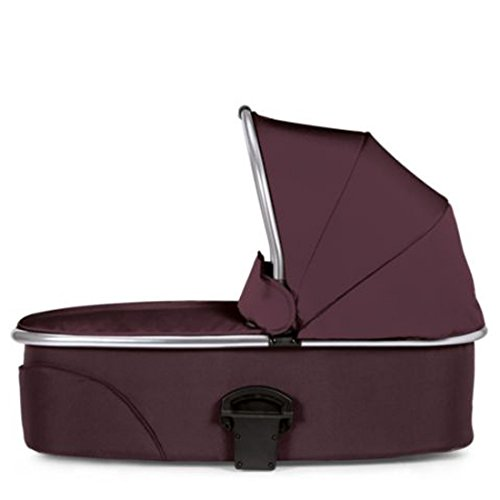 Carrycot Chrome Bassinet - Mulberry