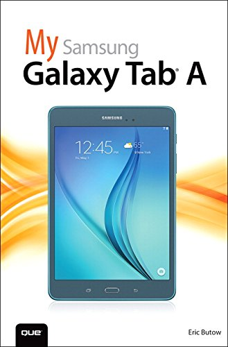 Price comparison product image My Samsung Galaxy Tab A